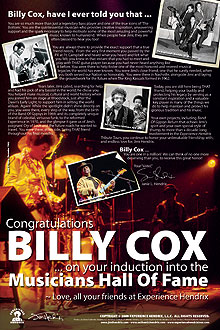Billy Cox