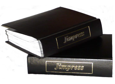 Jimpress Binders