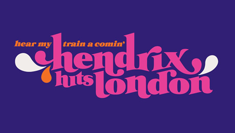 Hear My Train A'Comin' - Hendirx Hits London